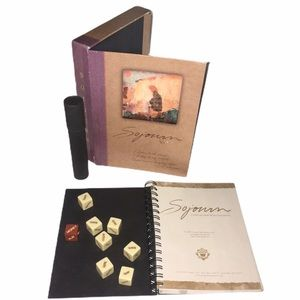 Other - Sojourn Journal Kit Notebook Thoughts Organizer